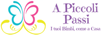 A Piccoli Passi Centro Educativo Mobile Logo